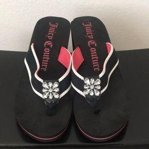 Platform sandal juicy couture